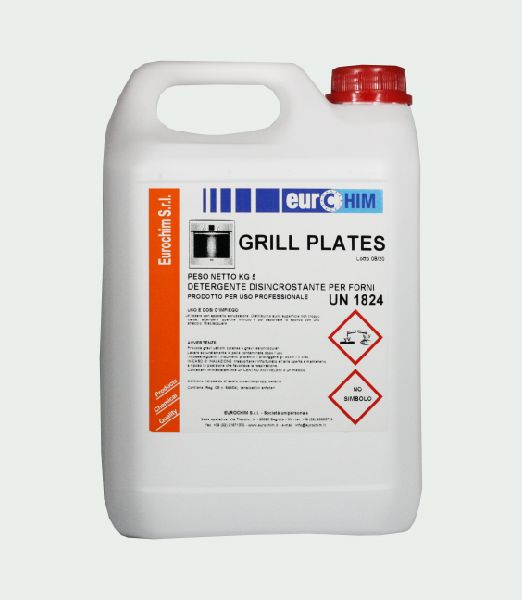 GRILL PLATES 5 KG-01